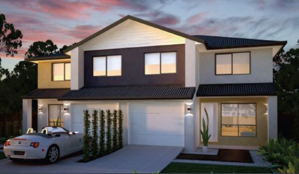 Townhouse Construction Almost Complete – Marsden QLD 4132