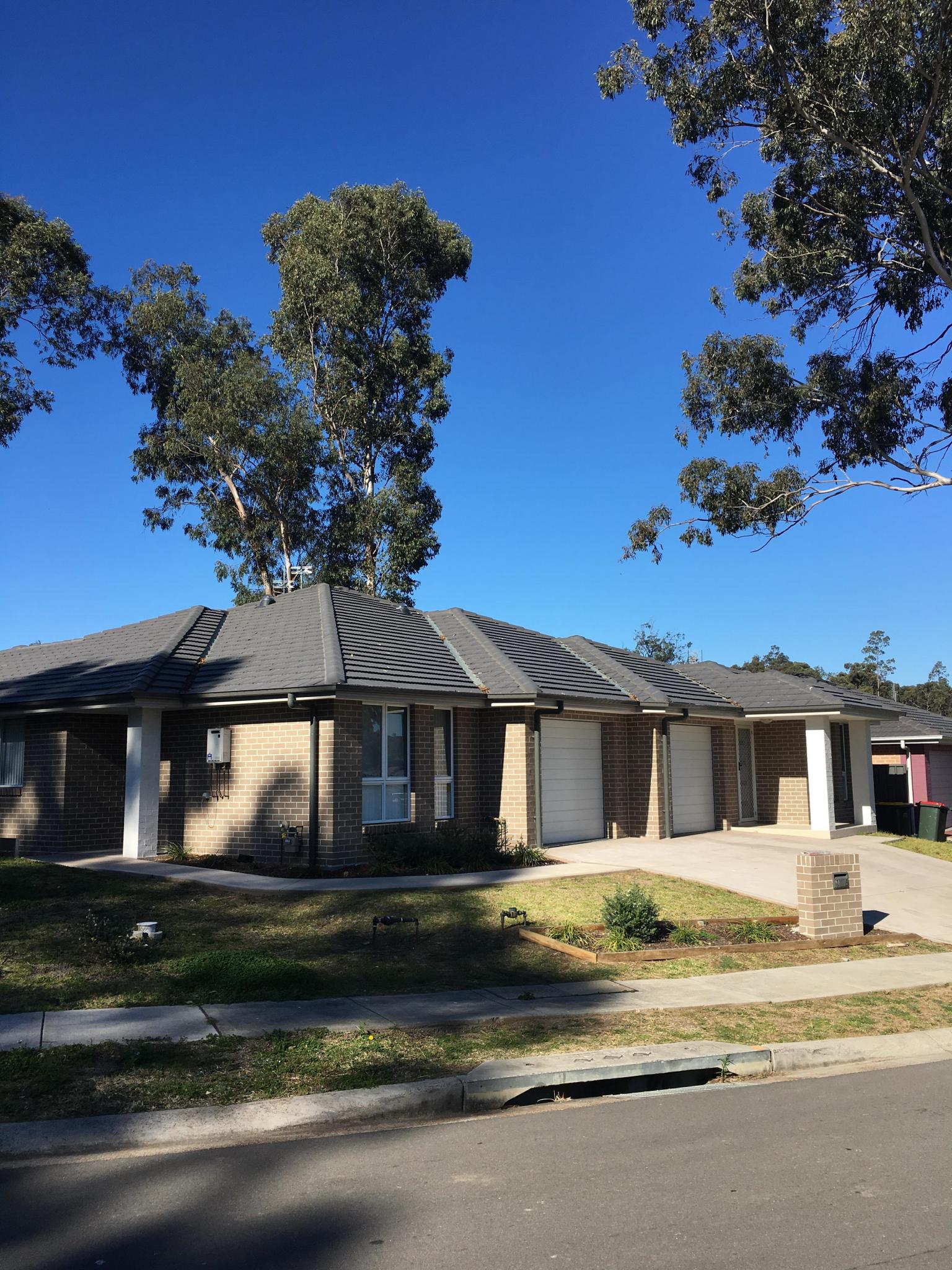 New Duplex Ready To Occupy – Cessnock NSW